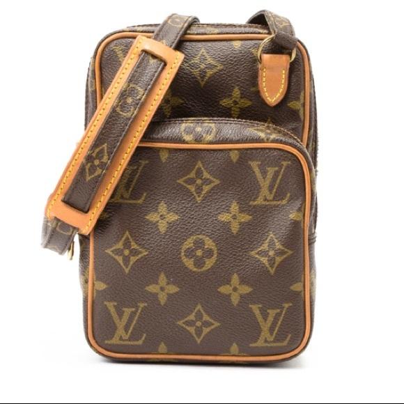 Louis Vuitton Handbags - Authentic Louis Vuitton mini Amazon monogrammed 78d1605ce220d